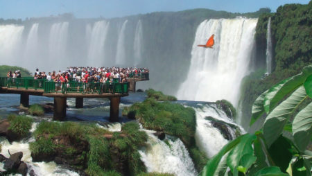 Cataratas en Junio